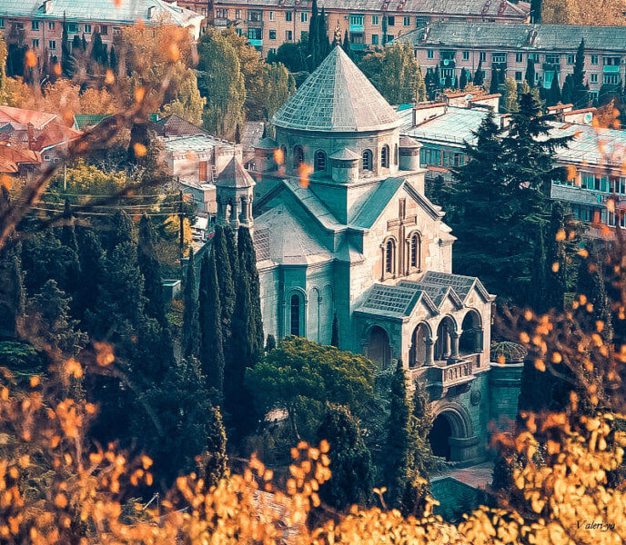 Церковь Святой Рипсиме в наши дни