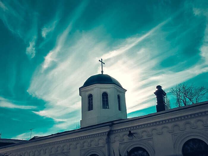 Феодосийский Введенский храм - фото