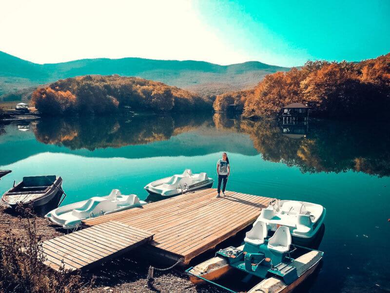 Кабаний перевал в Крыму - фото
