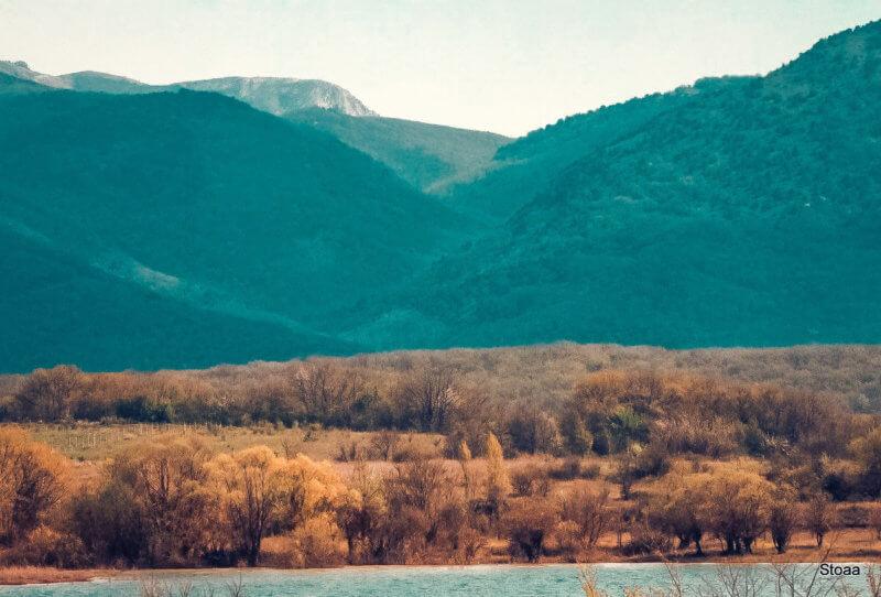 Красоты Кабанего перевала