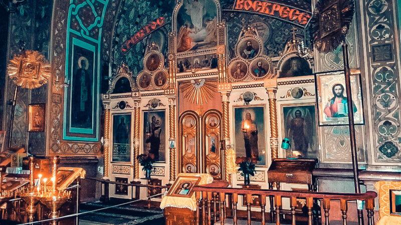 Собор Святого Александра Невского - фото