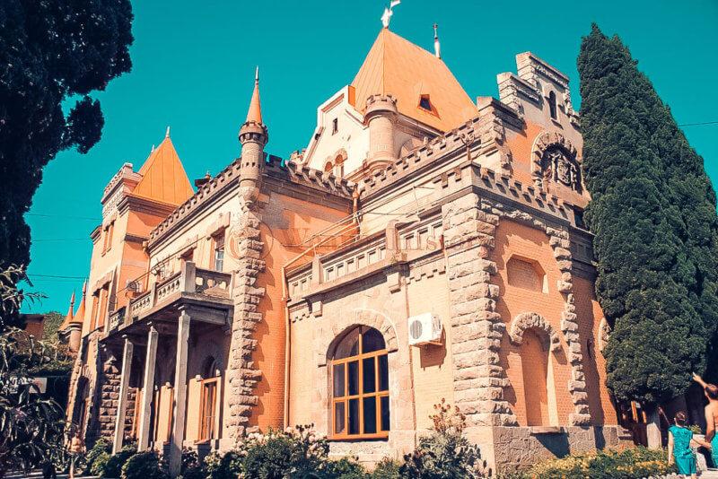 Дворец Княгини Гагариной - фото