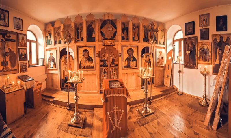 Космо-Дамиановский монастырь - фото