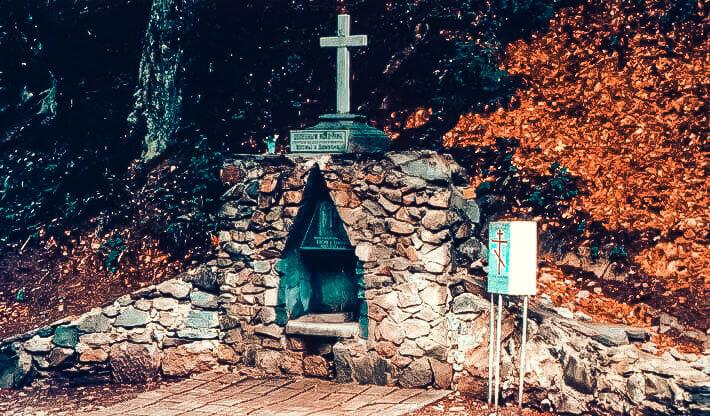 Космо-Дамиановский монастырь и его окресности