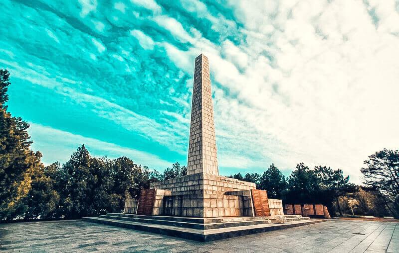 Мемориальный комплекс «Сапун-гора»