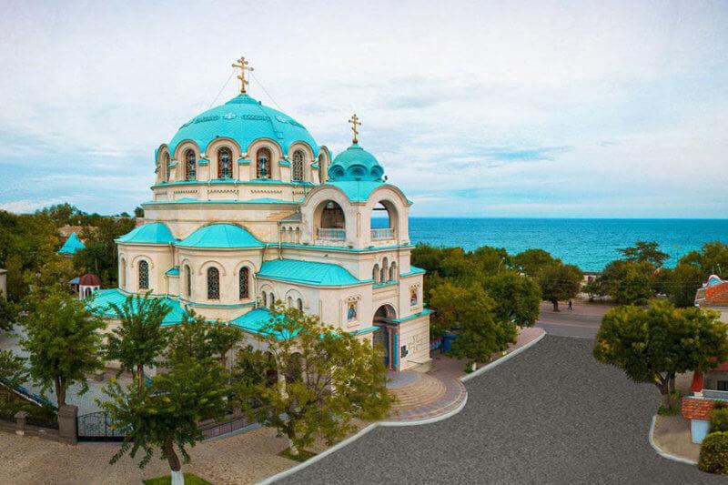 Собор Николая Чудотворца - фото