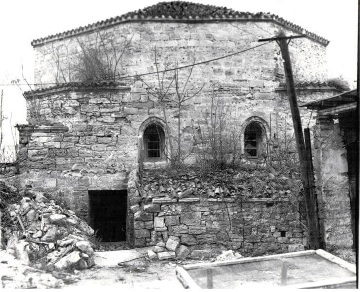Текие дервишей в Евпатории - фото из истории