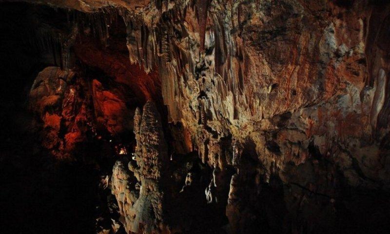 Скельская пещера - фото