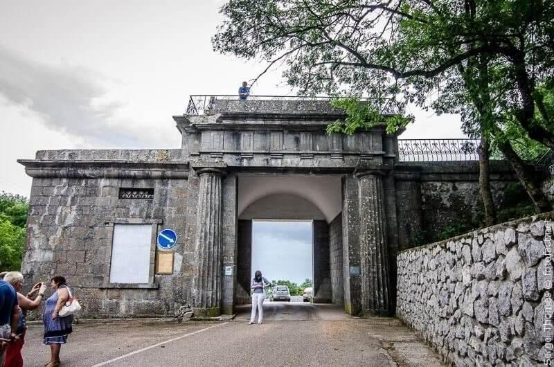 Байдарские ворота - фото