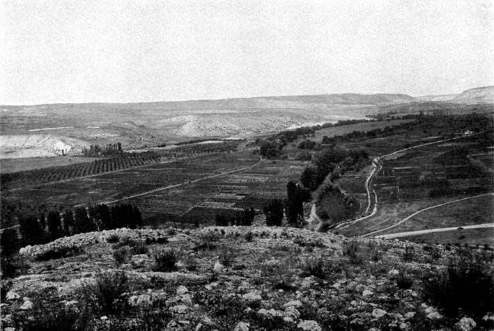 Историческое фото Федюхиных высот