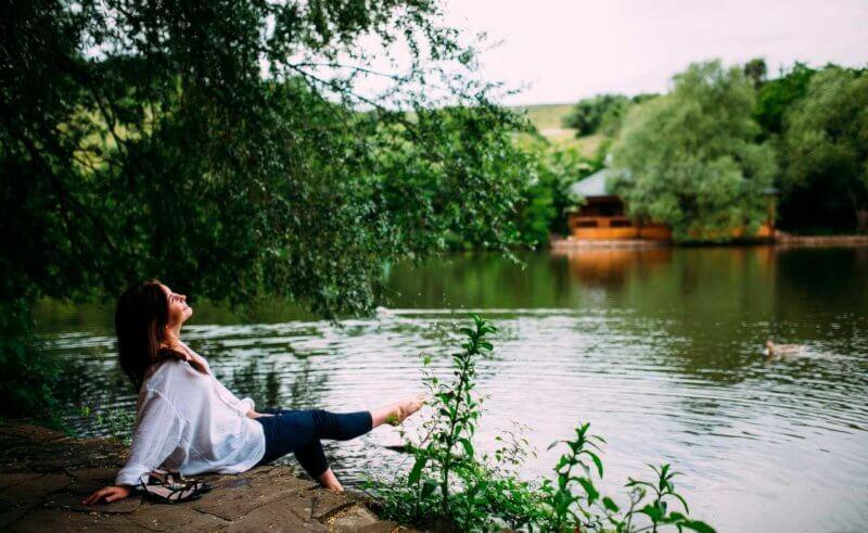 Отдых на Грушёвом озере