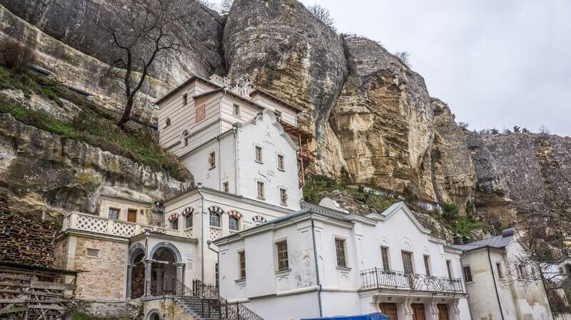 Свяир Успенский Монастырь в наши дни
