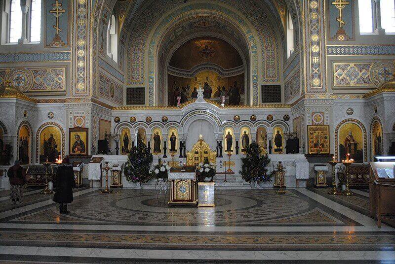 Красоты собора