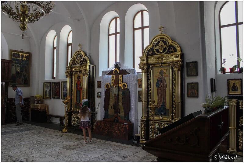 Фото в Храме Иоанна Предтечи