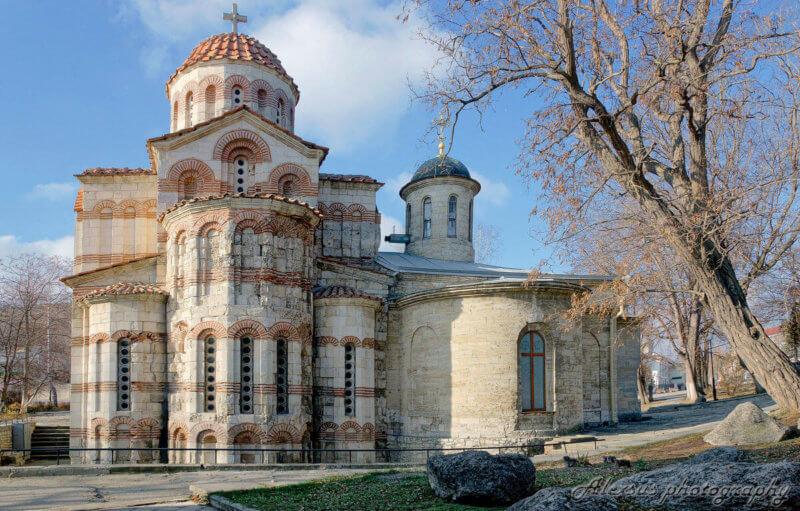 Керченсий Храм Иоанна Предтечи - сегодня