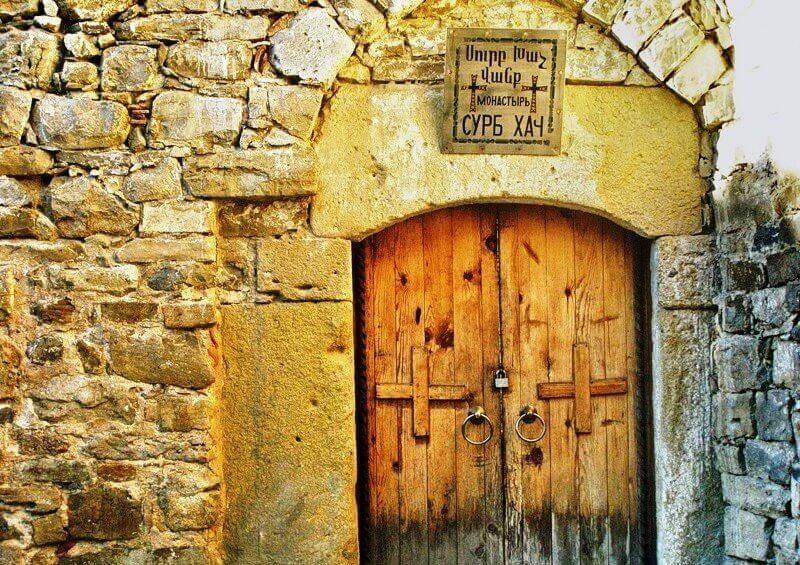 Сурб-Хач – древний армянский монастырь