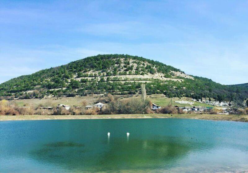 Гора Гасфорта - фото