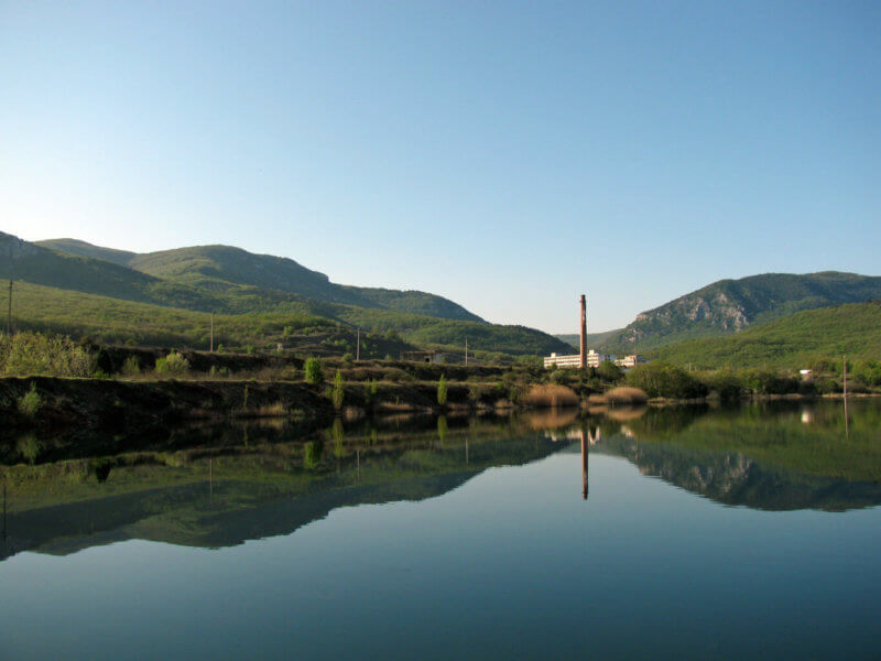Гасфортовское озеро