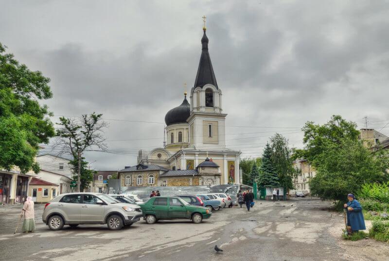 Симферопольский Петропавловский Собор в наши дни - фото