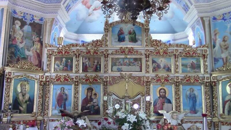 Церковь Святой Екатерины - фото