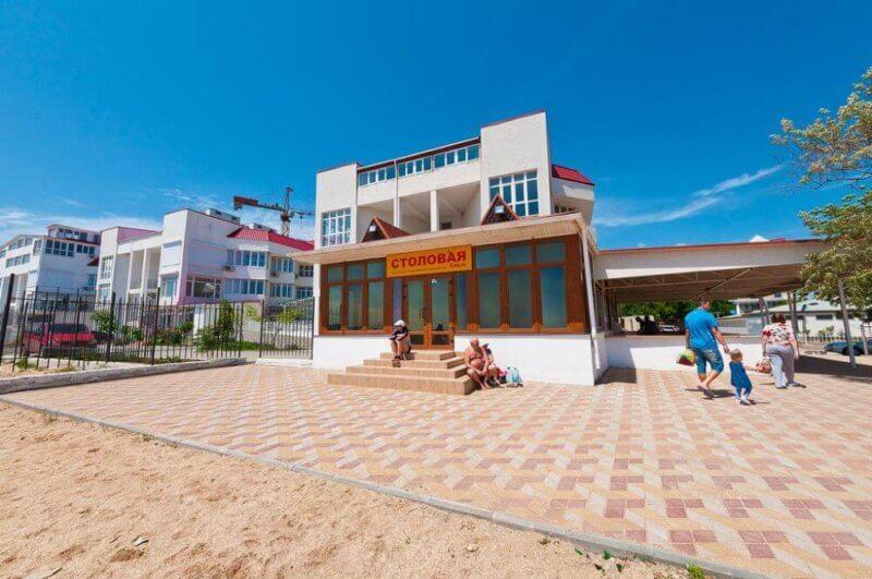 Стлоловая на Черноморской набережной