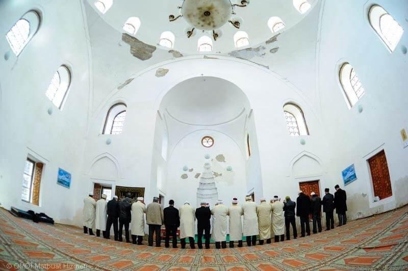 Фото в Мечети Муфти-Джами