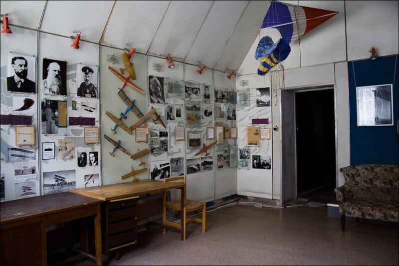 Музей Дельтапланеризма в Феодосии