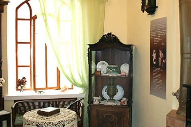Феодосийский музей Марины и Анастасии Цветаевых - фото
