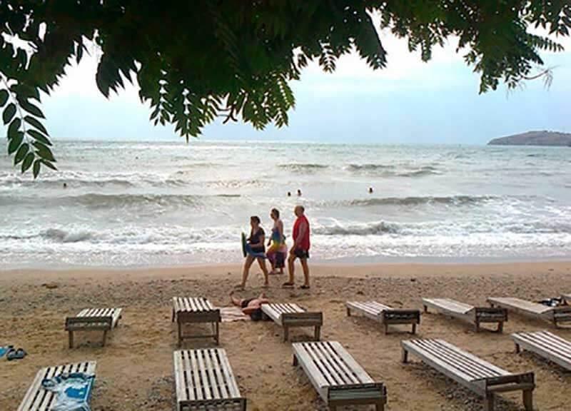 Фото с пляжа Динамо