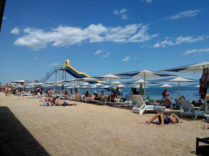 Фото с Пляжа Баунти