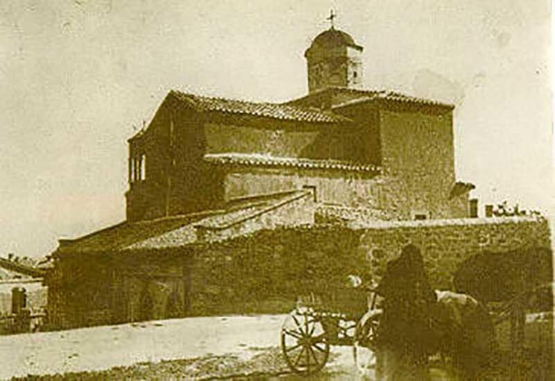 Храм архангелов Михаила и Гавриила  - историческое фото