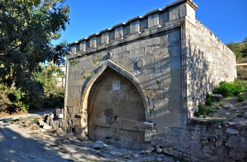 Фото Храма архангелов в Феодосии