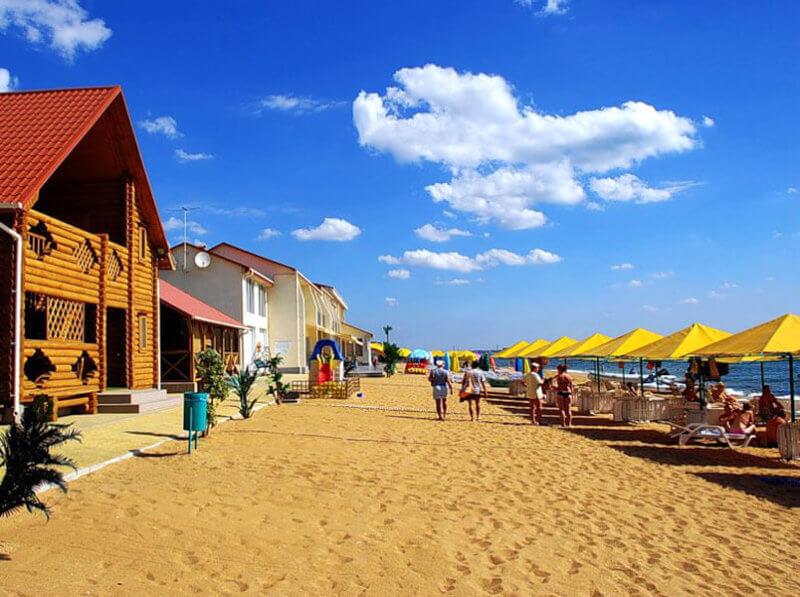 Фото с Золотого пляжа