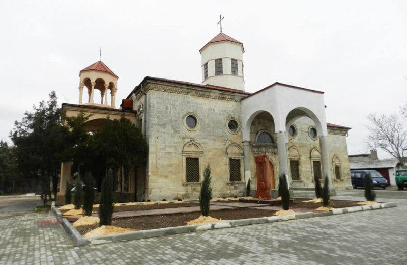 Армянская церковь в Евпатории