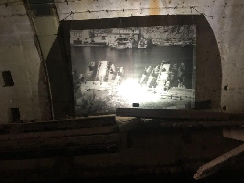 Фото из музея поводных лодок