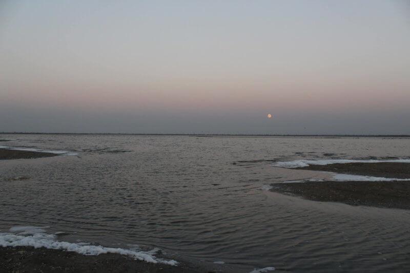 Озеро Акташ - осенее фото