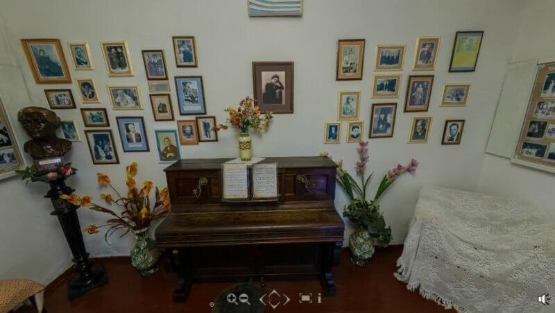 Фотографии знаменитых гостей дачи Чехова