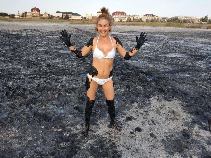 Целебные грязи Ойбурского озера