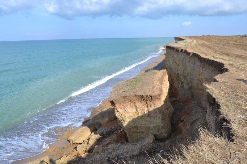 Склоны Каламитского залива