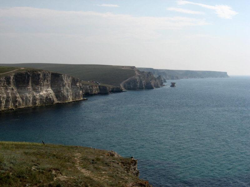 Каркинитский залив в Крым - фото