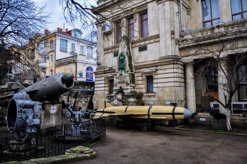 Музей Черноморского флота - фото