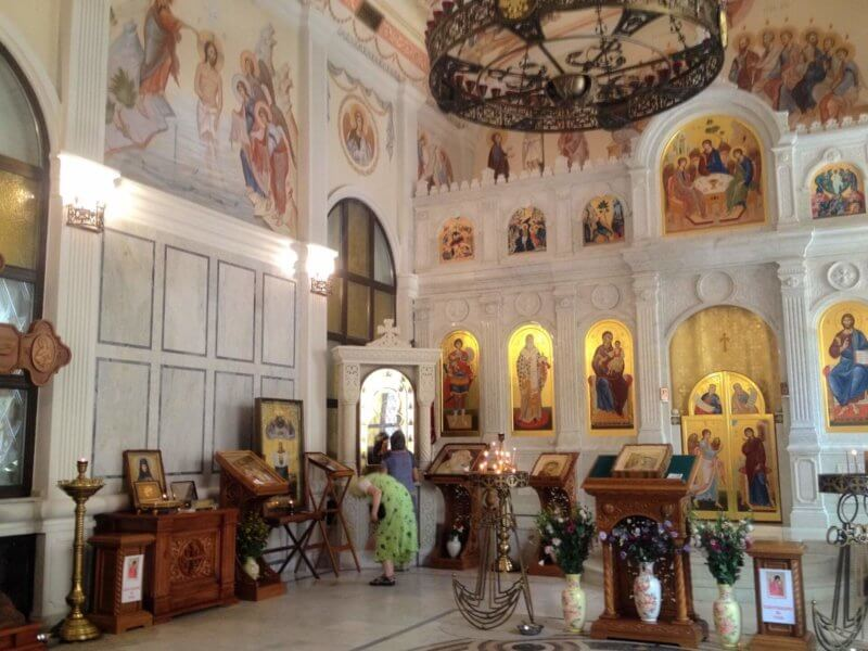 Фото в соборе