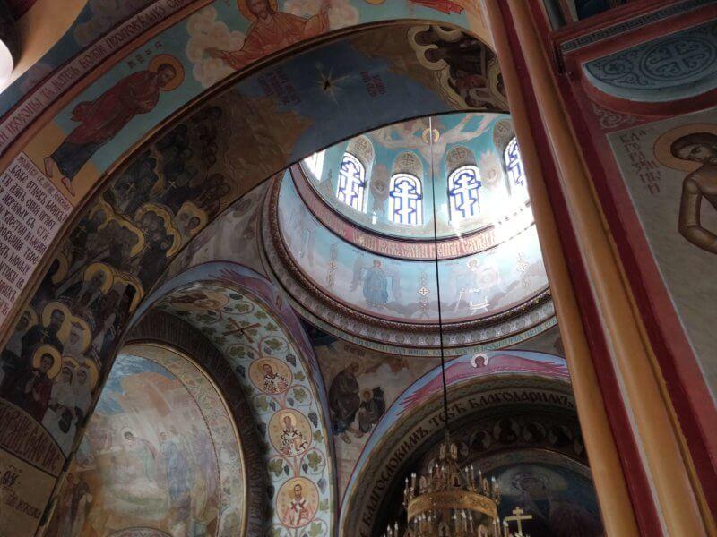 Фото купалов - Покровский собор Севастополь