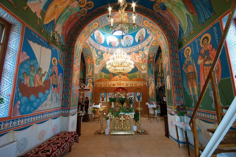 Фото из Свято-Георгиевского монастыря