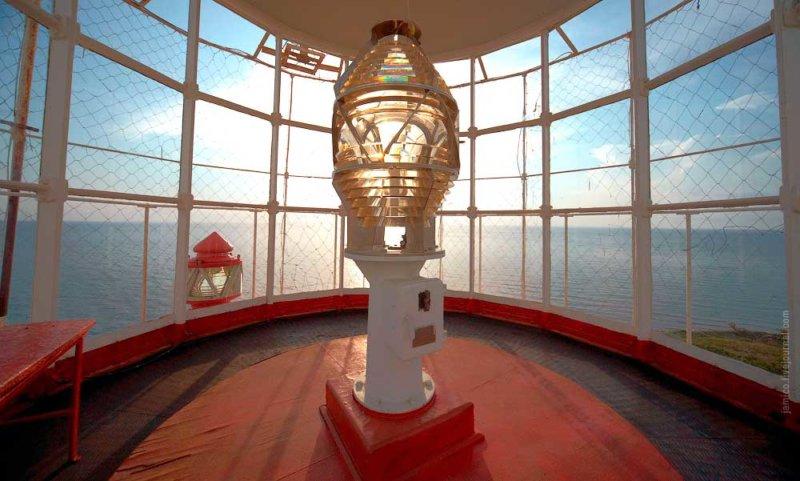 Смотровая площадка - Тарханкутский маяк