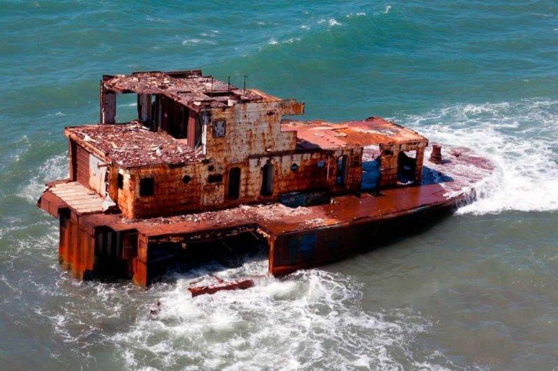 Корабль-призрак – Сириус в урочище Джангуль