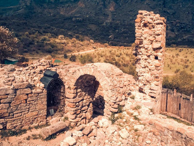 Достопримечательности Алушты: Крепость Фуна
