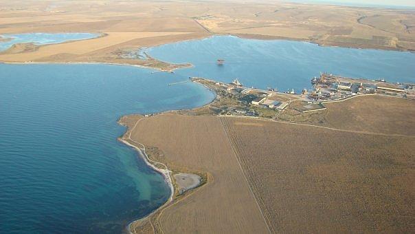 Ярылгачская бухта - фото