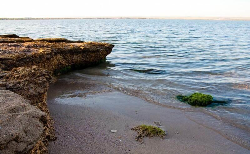 Красоты Ярылгачской бухты