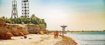 Поселок Витино Крым